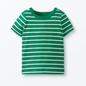 NWT Organic Hanna Andersson Sueded Jersey T-shirt